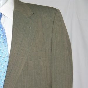 Burberrys Prorsum Vintage Two Button Suit 40S